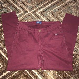 women old navy pants